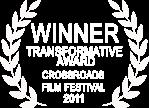 Crossroads Film Festival: Transformative Award